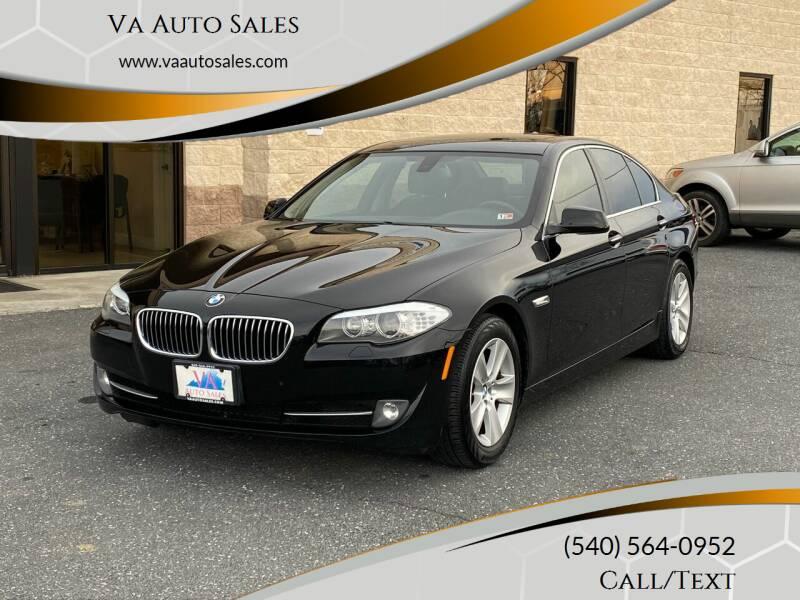 2013 BMW 5 Series for sale at Va Auto Sales in Harrisonburg VA