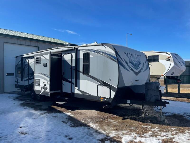 2015 Forest River Hyper Lite XLR for sale at Northern Car Brokers in Belle Fourche SD