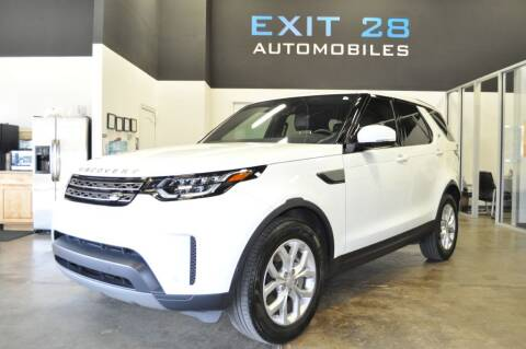 2019 Land Rover Discovery for sale at Exit 28 Auto Center LLC in Cornelius NC