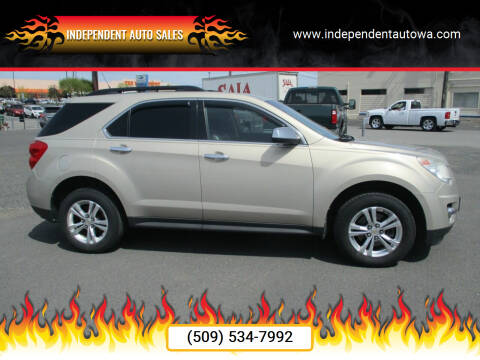 2011 Chevrolet Equinox for sale at Independent Auto Sales in Spokane Valley WA