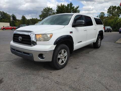 2008 Toyota Tundra for sale at Cruisin' Auto Sales in Madison IN