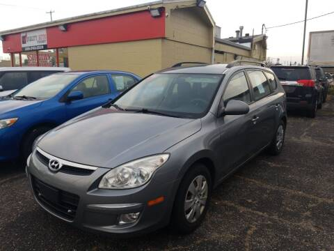 2010 Hyundai Elantra Touring for sale at Quality Auto Today in Kalamazoo MI