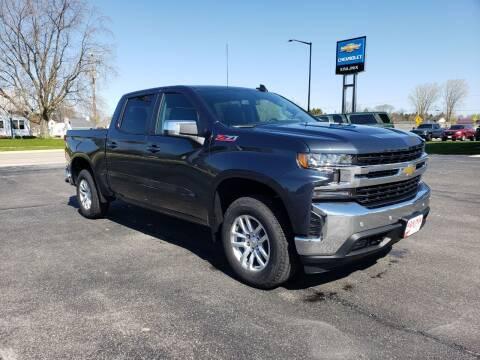 2021 Chevrolet Silverado 1500 for sale at Krajnik Chevrolet inc in Two Rivers WI