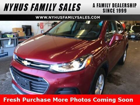 2020 Chevrolet Trax for sale at Nyhus Family Sales in Perham MN
