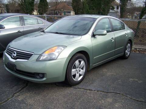 2007 Nissan Altima for sale at Collector Car Co in Zanesville OH