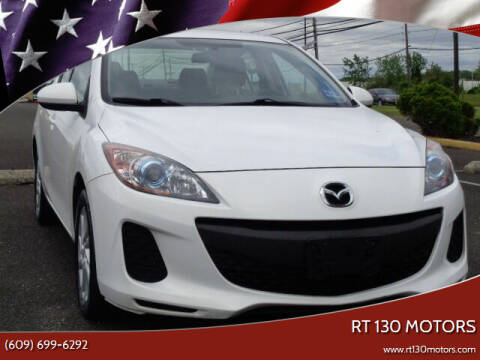 2012 Mazda MAZDA3 for sale at RT 130 Motors in Burlington NJ