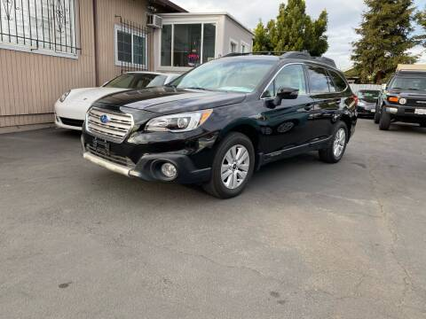 2017 Subaru Outback for sale at Ronnie Motors LLC in San Jose CA