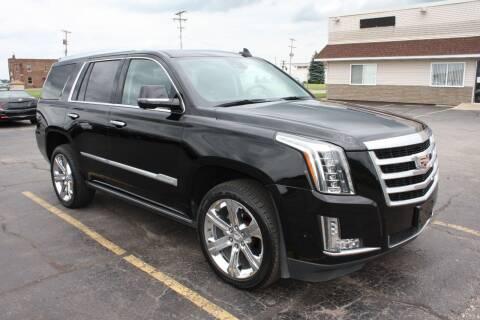 2019 Cadillac Escalade for sale at LJ Motors in Jackson MI