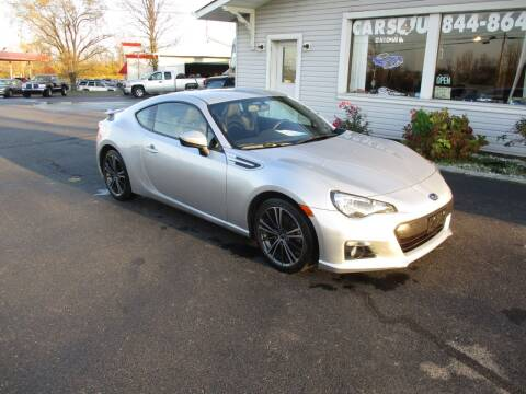 2013 Subaru BRZ for sale at Cars 4 U in Liberty Township OH