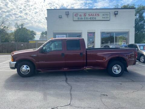 1999 Ford F-350 Super Duty for sale at C & S SALES in Belton MO