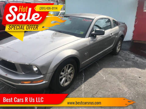 2009 Ford Mustang for sale at Best Cars R Us LLC in Irvington NJ