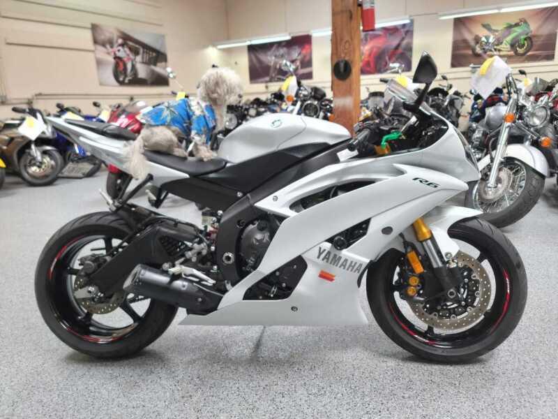 2015 Yamaha YZF-R6 for sale in El Cajon, CA