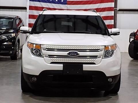 2014 Ford Explorer for sale at Texas Motor Sport in Houston TX