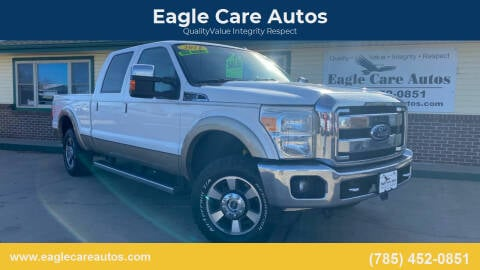 2011 Ford F-250 Super Duty for sale at Eagle Care Autos in Mcpherson KS