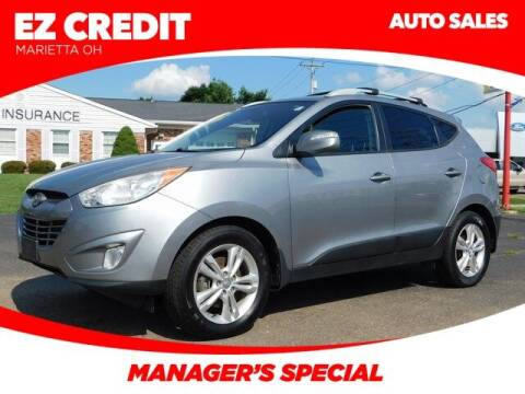 2013 Hyundai Tucson for sale at Pioneer Family preowned autos in Williamstown WV