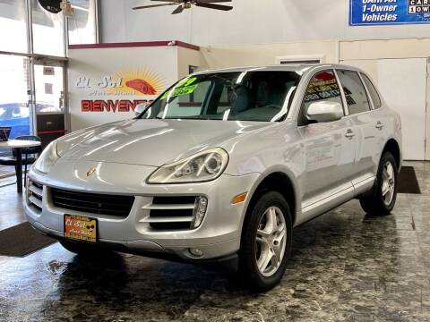 2009 Porsche Cayenne for sale at TOP YIN MOTORS in Mount Prospect IL