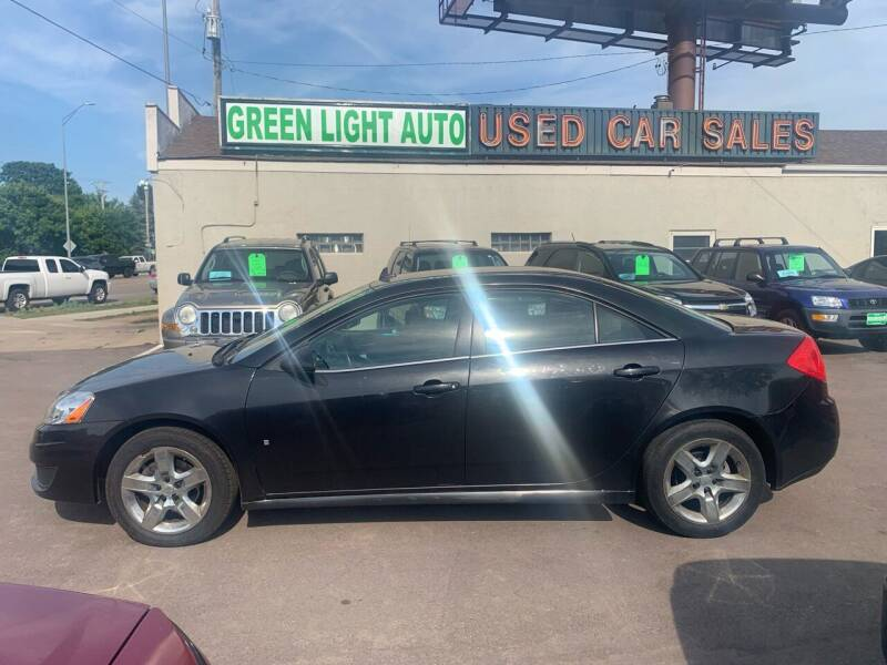 2010 Pontiac G6 for sale at Green Light Auto in Sioux Falls SD