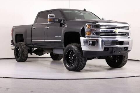 2016 Chevrolet Silverado 3500HD for sale at Truck Ranch in Twin Falls ID