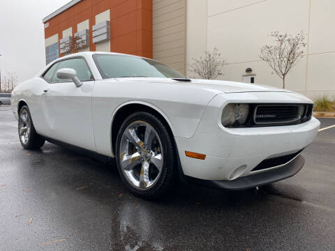 2012 Dodge Challenger for sale at ELAN AUTOMOTIVE GROUP in Buford GA