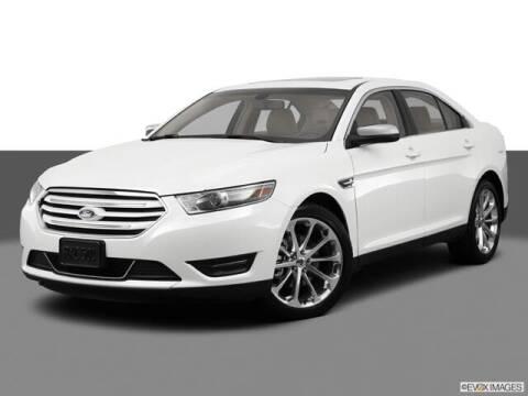 2013 Ford Taurus for sale at SULLIVAN MOTOR COMPANY INC. in Mesa AZ