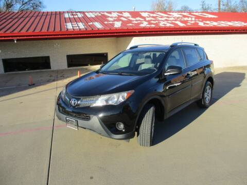 2015 Toyota RAV4 for sale at DFW Auto Leader in Lake Worth TX