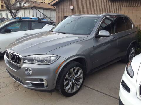 2015 BMW X5 for sale at Sunset Auto Body in Sunset UT