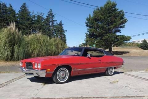 1972 Pontiac Le Mans for sale at Classic Car Deals in Cadillac MI