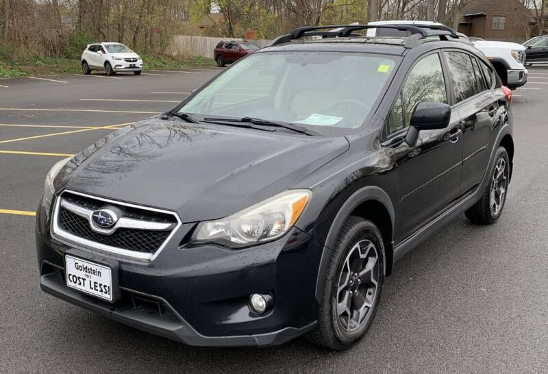2013 Subaru XV Crosstrek for sale at Father & Sons Auto Sales in Leeds NY