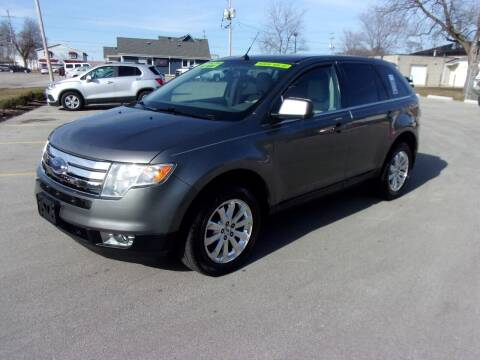 2009 Ford Edge for sale at Ideal Auto Sales, Inc. in Waukesha WI