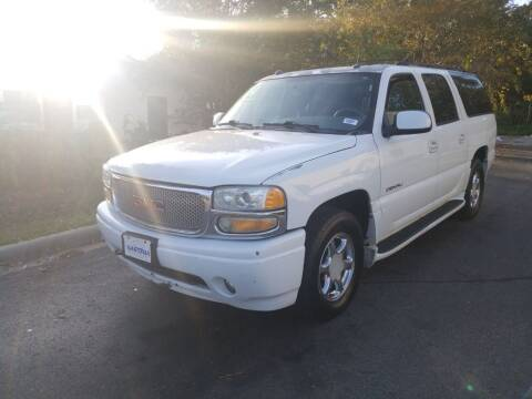 2004 GMC Yukon XL for sale at TR MOTORS in Gastonia NC