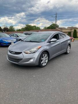 2012 Hyundai Elantra for sale at Majestic Automotive Group in Cinnaminson NJ