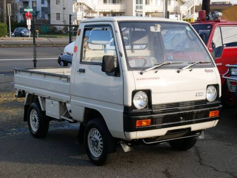 1988 Mitsubishi Minicab 4x4 LSD Supercharger for sale at JDM Car & Motorcycle LLC in Seattle WA