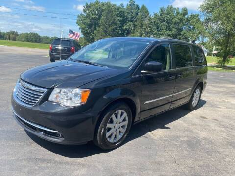 2016 Chrysler Town and Country for sale at Rombaugh's Auto Sales in Battle Creek MI