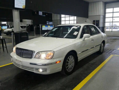 2005 Hyundai XG350 for sale at HW Used Car Sales LTD in Chicago IL