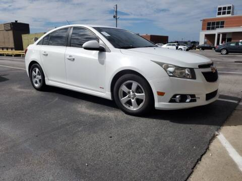 2013 Chevrolet Cruze for sale at Ron's Used Cars in Sumter SC