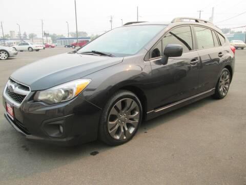 2013 Subaru Impreza for sale at Top Notch Motors in Yakima WA
