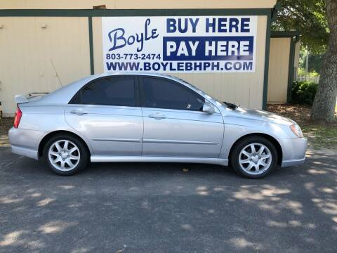 2006 Kia Spectra for sale at Boyle Buy Here Pay Here in Sumter SC