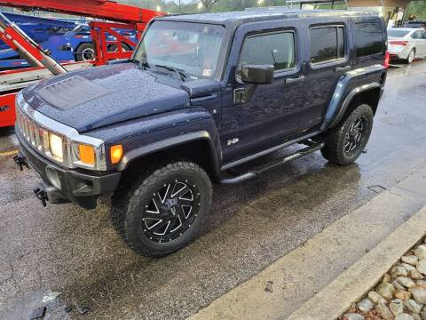 2007 HUMMER H3 for sale at Car One in Essex MD