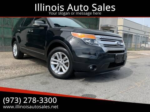 2011 Ford Explorer for sale at Illinois Auto Sales in Paterson NJ