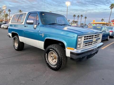 1988 Chevrolet Blazer for sale at Charlie Cheap Car in Las Vegas NV