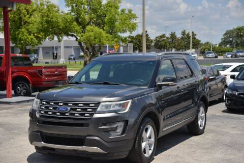 2016 Ford Explorer for sale at Motor Car Concepts II - Colonial Location in Orlando FL
