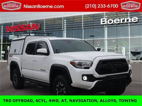 2018 Toyota Tacoma for sale at Nissan of Boerne in Boerne TX