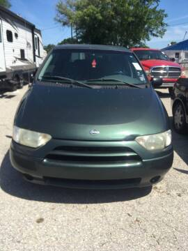 2002 Nissan Quest for sale at Bizy Bees Outlet in Waldo FL