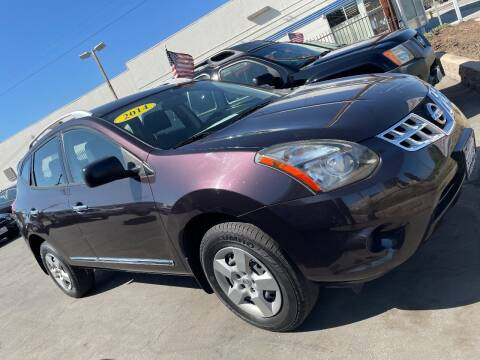 2014 Nissan Rogue Select for sale at Oxnard Auto Brokers in Oxnard CA