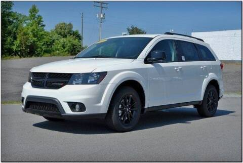 2019 Dodge Journey for sale at WHITE MOTORS INC in Roanoke Rapids NC