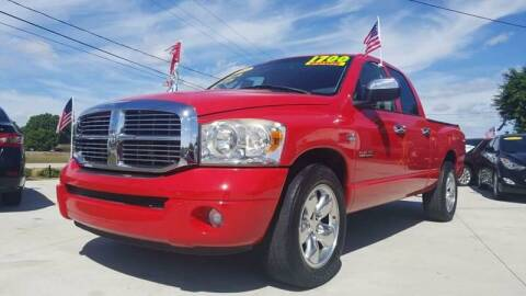 2008 Dodge Ram Pickup 1500 for sale at GP Auto Connection Group in Haines City FL