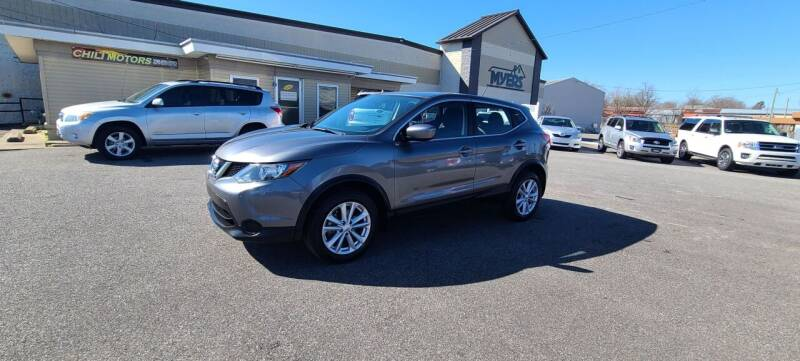 2017 Nissan Rogue Sport for sale at CHILI MOTORS in Mayfield KY