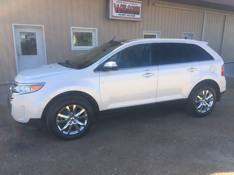 2011 Ford Edge for sale at Palmer Welcome Auto in New Prague MN