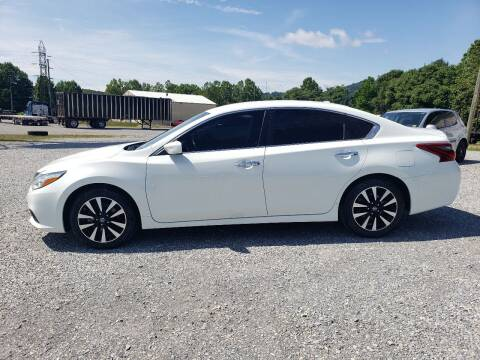 2018 Nissan Altima for sale at 220 Auto Sales in Rocky Mount VA