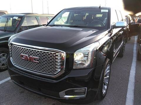 2017 GMC Yukon for sale at MG Auto Center LP in Lake Park FL